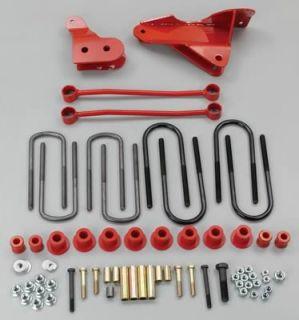 Skyjacker F9602MS Component Box 6 in Lift incl Track Bar Brackets