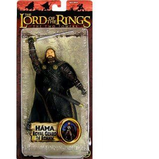 Lord of The Rings Hama Rohan Royal Guard Figure LOTR Toy Biz