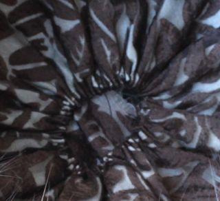 Beautiful Silver Tip Raccoon Fur Hat