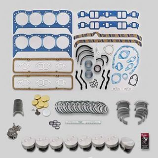 Fed Mogul Engine Rebuild Kit SBC 350 030 Bore 030 Rods 030 Mains