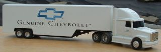 Genuine Chevy Tractor Trailer Ertl