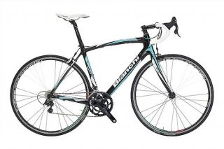 2013 54cm Bianchi Vertigo Carbon Road Bike with Campagnolo