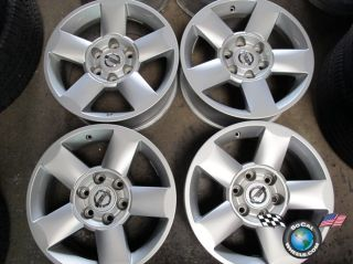 10 Nissan Titan Armada Factory 18 Wheels Rims 62438 403007S410
