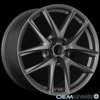 Wheels Fits Nissan 350Z 370Z Altima Maxima Lexus Infiniti Rims