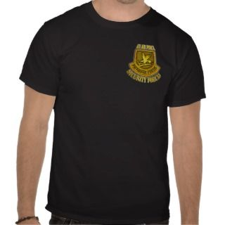 USAF Security Forces T shirt
