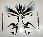 Aprilia DORSODURO 750 2008   adesivi adhesives stickers decal items in