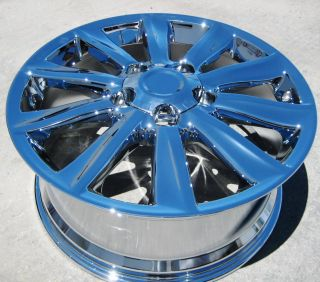 LEXUS LX570 LX470 LAND CRUISER TUNDRA CHROME WHEELS RIMS   SET OF 4