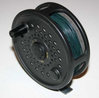 NEW BFR DragonFly Cartridge 395 Fly Fishing Reel with Line   Made in