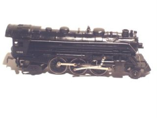 Lionel Postwar 1666 2 6 2 Locomotive Fully Serviced with Box and