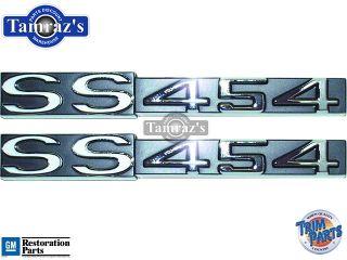 70 71 1970 1971 Monte Carlo SS 454 Rocker Panel Emblem