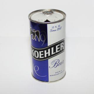 Koehler Beer Flat Top