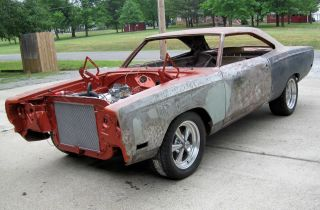 Plymouth Road Runner Dodge Super Bee Mopar 440 Engine Complete & Ready