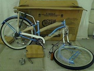 Hollandia Land Cruiser L Bicycle (Baby Blue, 17 FRAME) $409.95 TADD