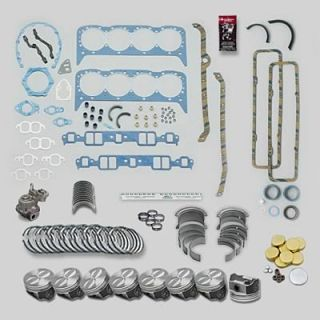 Fed Mogul Engine Rebuild Kit SBC 350 040 Bore 010 Rods 010 Mains