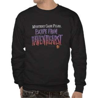 Mystery Case Files Escape Ravenhearst Tshirts