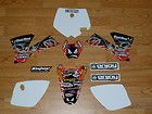Bad Boy Motocross Graphics KTM SX 50 2002 2008 Dirt Bike Graphics kit