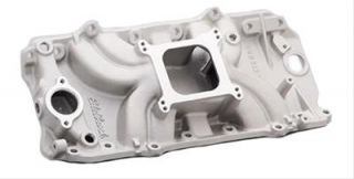 II Intake Manifold Chevy BBC 396 427 454 Fits Oval Port Heads