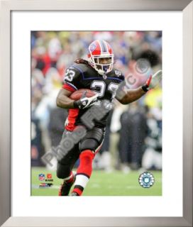 Marshawn Lynch 2008 Rushing Framed Photographic Print