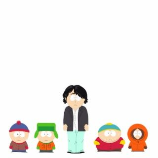 Create Your Own South Park Statue   Adult Photo Cut Outs