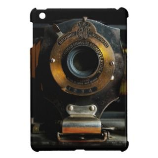 Vintage Camera iPad Mini Case iPad Mini Covers