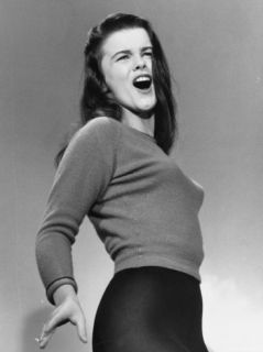 Ann Margret Olson Screen Test at 20th Century Fox Studios for Leading Role In Movie State Fair Premium Photographic Print by Grey Villet