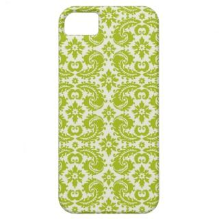 Floral Damask iPhone Case iPhone 5 Case