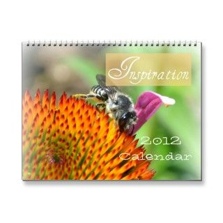 Calendars and Inspirational Quotes Wall Calendar Template Designs