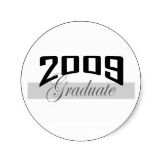 Graduate 2009 graduation card invitation II