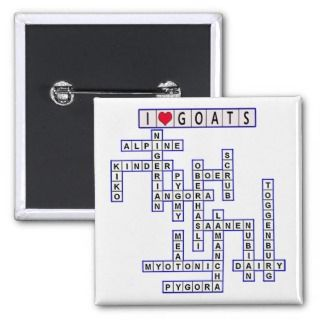 TEMPLATE PUZZLE GOATS PINS