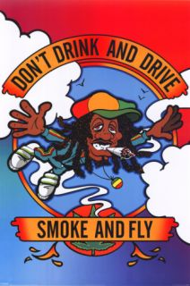Dont Drink and Drive Poster