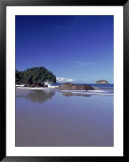 Quepos Beach, Costa Rica Pre made Frame