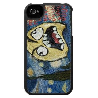 Rage Face Meme Face Comic Classy Painting ipad/iphone/ipod cases by