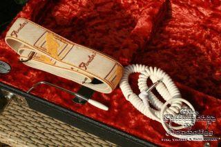 1997 98 Fender Voodoo Stratocaster Jimi Hendrix, OHC, CC, EC