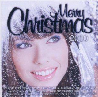 2CDs Merry Christmas 2010 Weihnachten Audio CD 36Tracks Baxter Sinatra