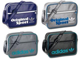 Airline Bag Tasche Silber Blau Grau Schwarz Türkis Neu 2012
