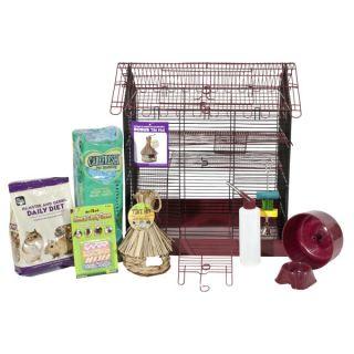 Small Pet Sale All Living Things™ Deluxe Hamster Bonus Kit