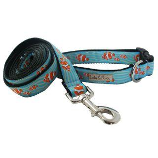 Lola & Foxy Nylon Dog Collars   Fish   Collars   Collars, Harnesses & Leashes
