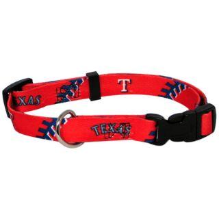 Texas Rangers Pet Collar   Collars   Collars, Harnesses & Leashes