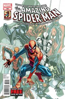 AMAZING SPIDER MAN #692 Marvel Comics