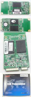 KingSpec 32GB PCIE SSD PATA Mini PCI E Dirve For Dell MINI 9 Inspiron