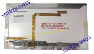 ACER ASPIRE 5734Z SERIES PAWF6 15.6 LAPTOP LCD SCREEN CCFL