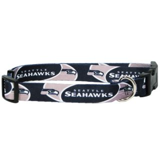 Seattle Seahawks Pet Collar   Team Shop   Dog