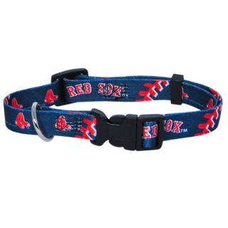 Boston Red Sox Pet Collar   Collars   Collars, Harnesses & Leashes