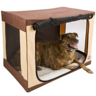 Dog Summer PETssentials Pet Gear Travel Lite Single Door Soft Crates