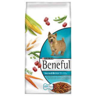 Purina® Beneful® brand Dog Food IncrediBites®   Food   Dog