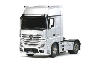 TAMIYA 1/14 TRUCK LKW MB MERCEDES BENZ ACTROS GIGASPACE 1851 300056335