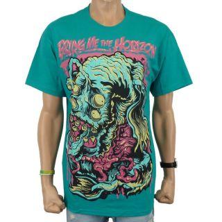 Bring Me The Horizon   Specimen Band T Shirt, türkis