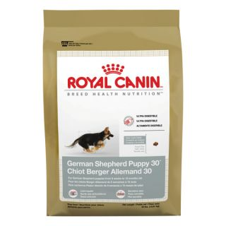 Royal Canin German Shepherd Puppy 30 Formula Dog Food   New Puppy Center   Dog