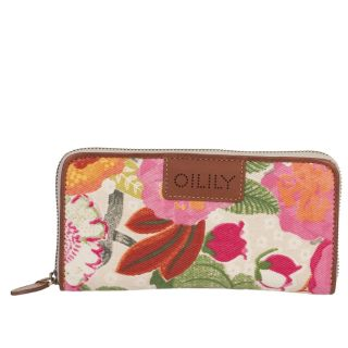 Oilily SS12 Travel wallet Sand Portmonnet Damentasche Tasche OES2191
