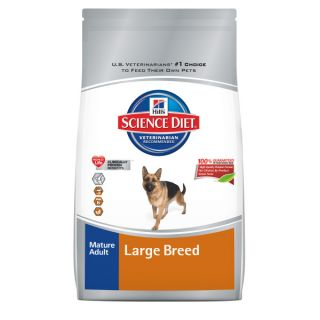 Hill's� Science Diet� Mature Adult Large Breed Dog Food   Dry Food   Food